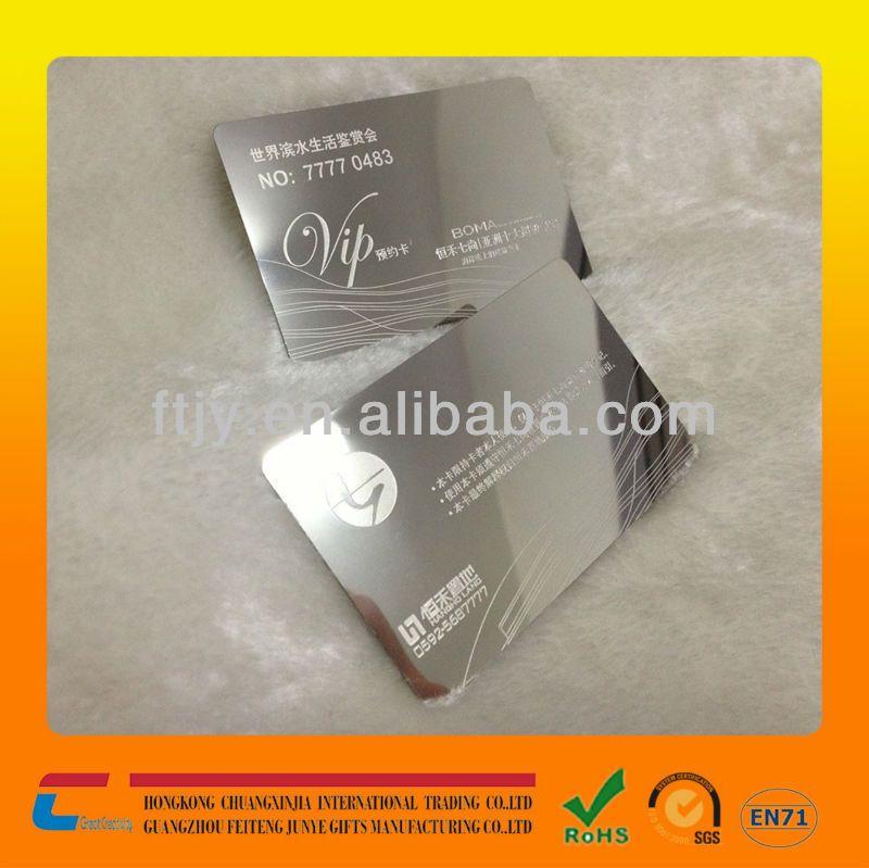 metal business cards, #metal cards, #metal business cards china ...
