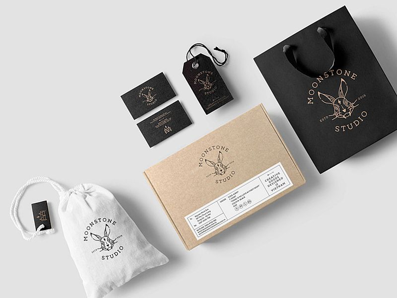 Download Packaging Mock Up Clothing Packaging Design Own Shirt Shirt Packaging