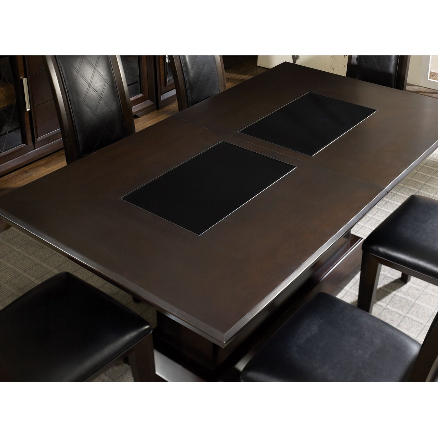 najarian furniture brentwood formal dining table atg stores najarian furniture brentwood formal dining table atg stores