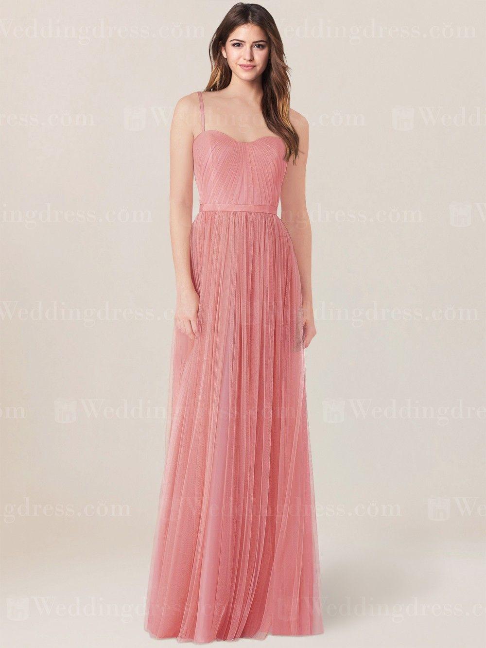 Vestido largo plisado con abertura lateral de ASOS TALL | Pinterest ...