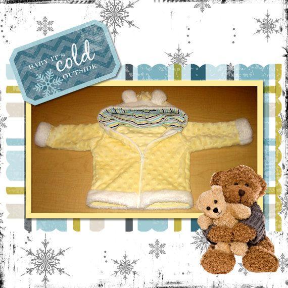 Baby Clothes. Baby Coat. Baby Clothing. Baby by NewBundleOfJoy