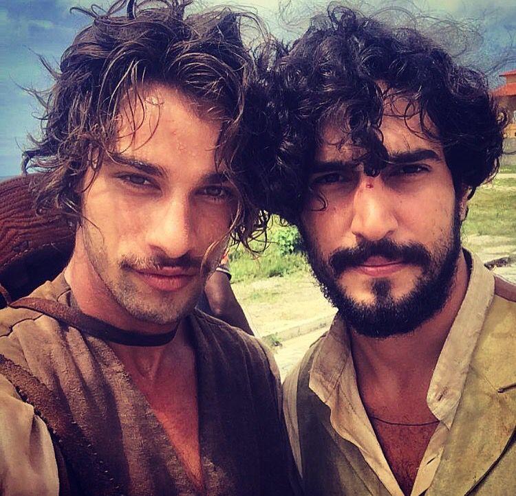 Pablo Moraes e Miguel Goes