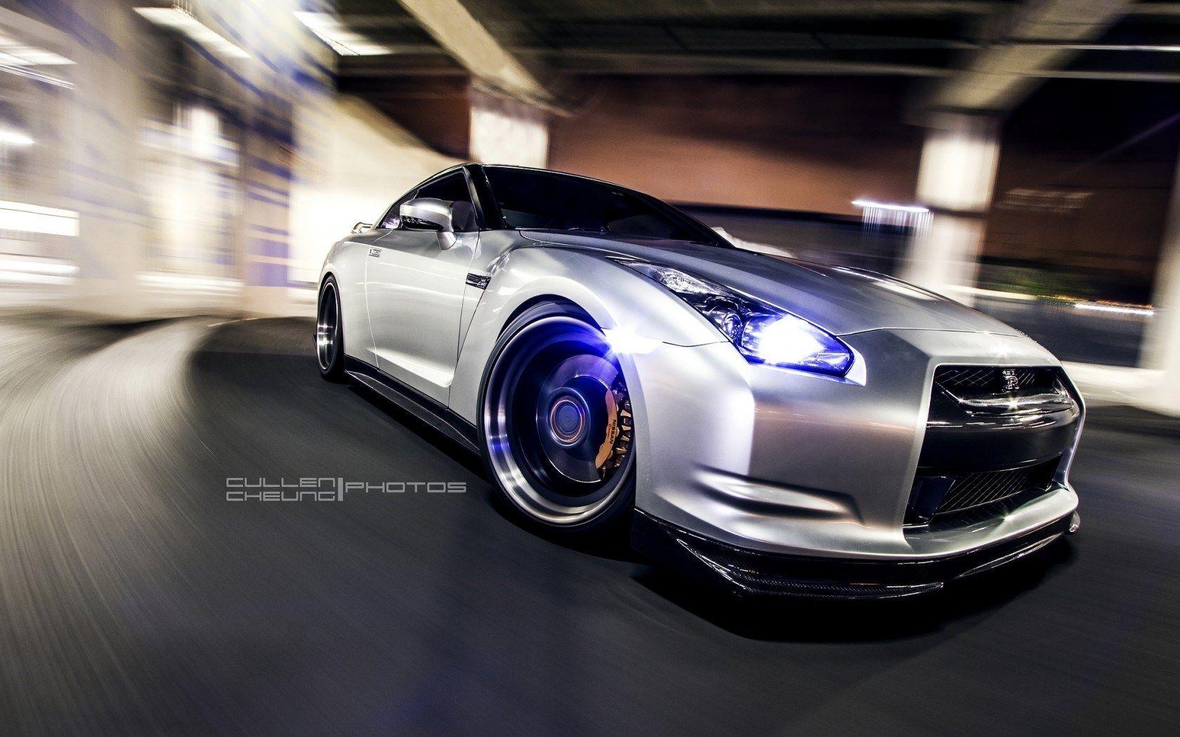Nissan GTR HD Wallpapers Backgrounds Wallpaper