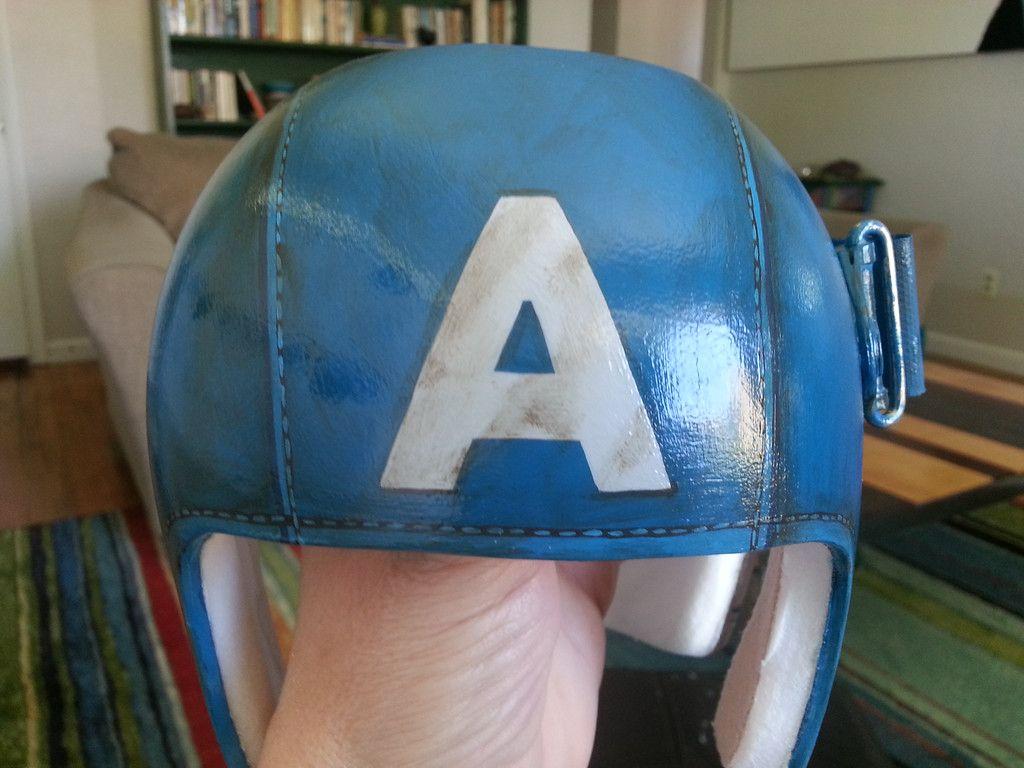 Captain America Helmet Fitz Pinterest Captain America Helmet - Baby helmet decalsbaby helmets lee pinterest creative baby helmet and babies