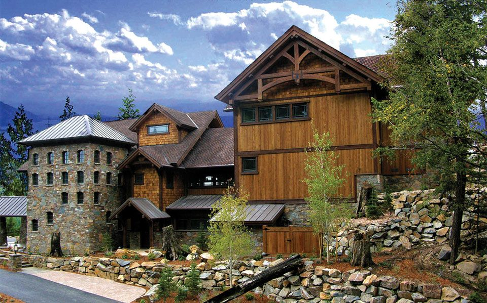 Moose mountain lodge idaho club sandpoint for Sandpoint lodge