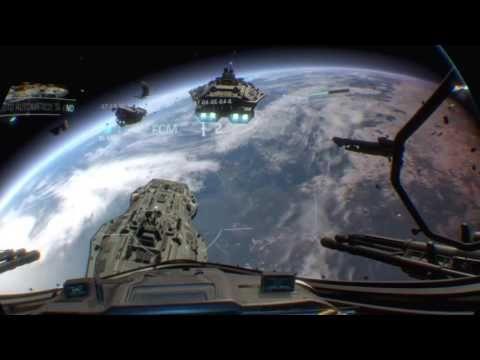 Mi Mundo Es Diferente Al Tuyo: Jackal Assault VR TUTORIAL 1/2 Call of Duty Infini...