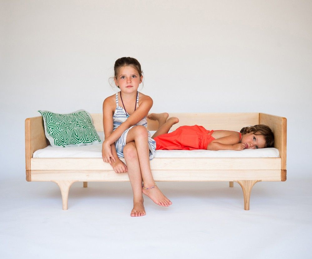 Cute Idea For An Alternative To A Kids Couch - Convert The Crib Into A  Toddler