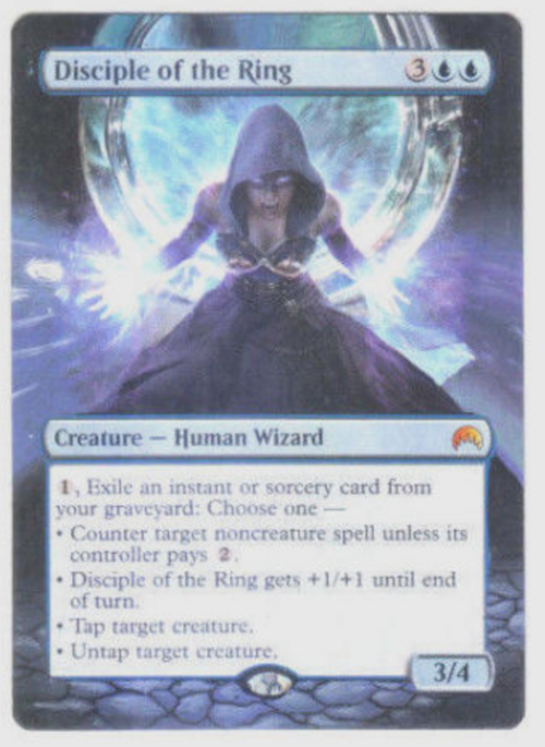 disciple of the ring nice edh alter rotating http ebay to