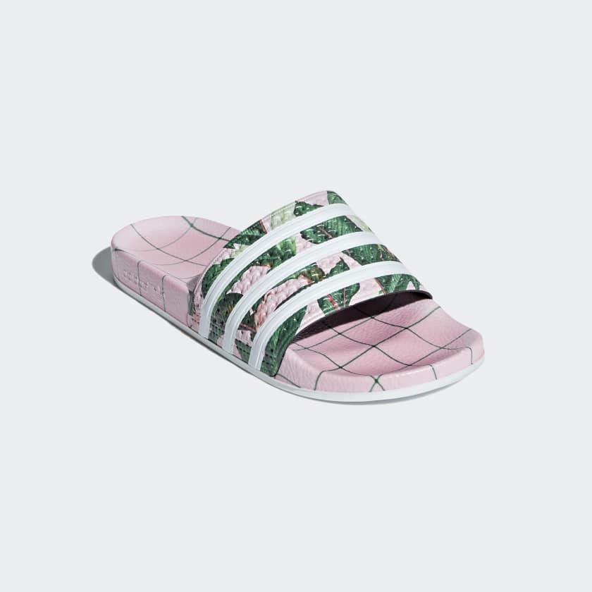 sports shoes 15745 5b7ff adidas Adilette Pride Slides - White  adidas Belgium  Gay