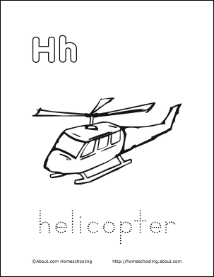Helicopter Coloring Pages Free Printable. Letter Q Coloring Book  Free Printable Pages books