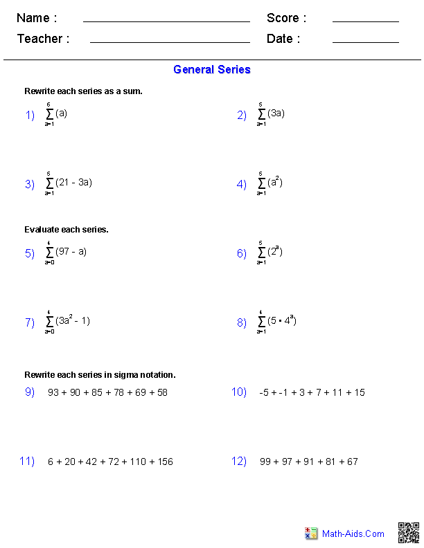 math worksheet : general series worksheets  arithmetic  pinterest  worksheets  : General Math Worksheets