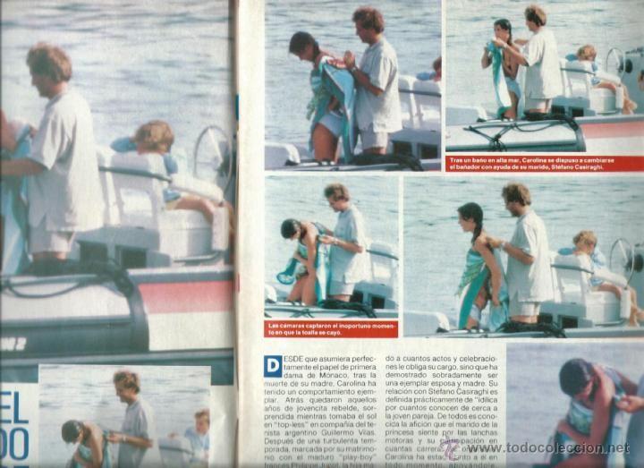 8/1989 Vanidades Princess Caroline ANDY WARHOL Kevin Costner Elaine Irwin