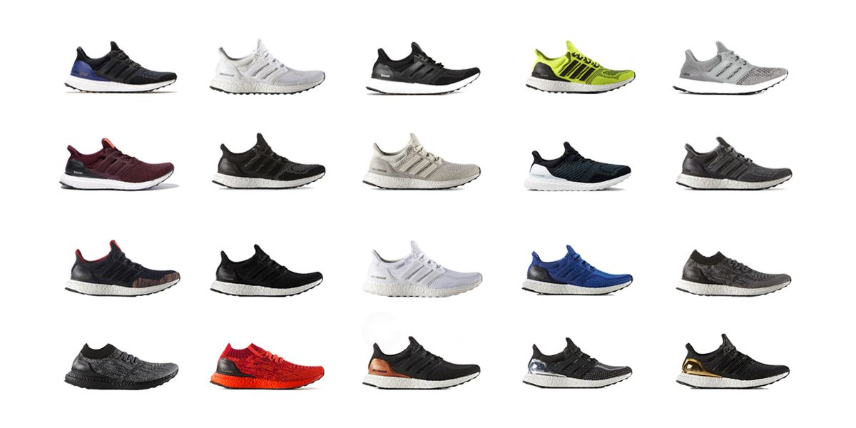 The Greatest Running Shoe Presented Like Never Before Adidas Ultra Boost Ultra Boost History