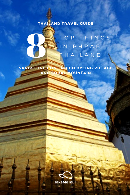 Top Things To Do In Phrae Thailand Sandstone City Indigo
