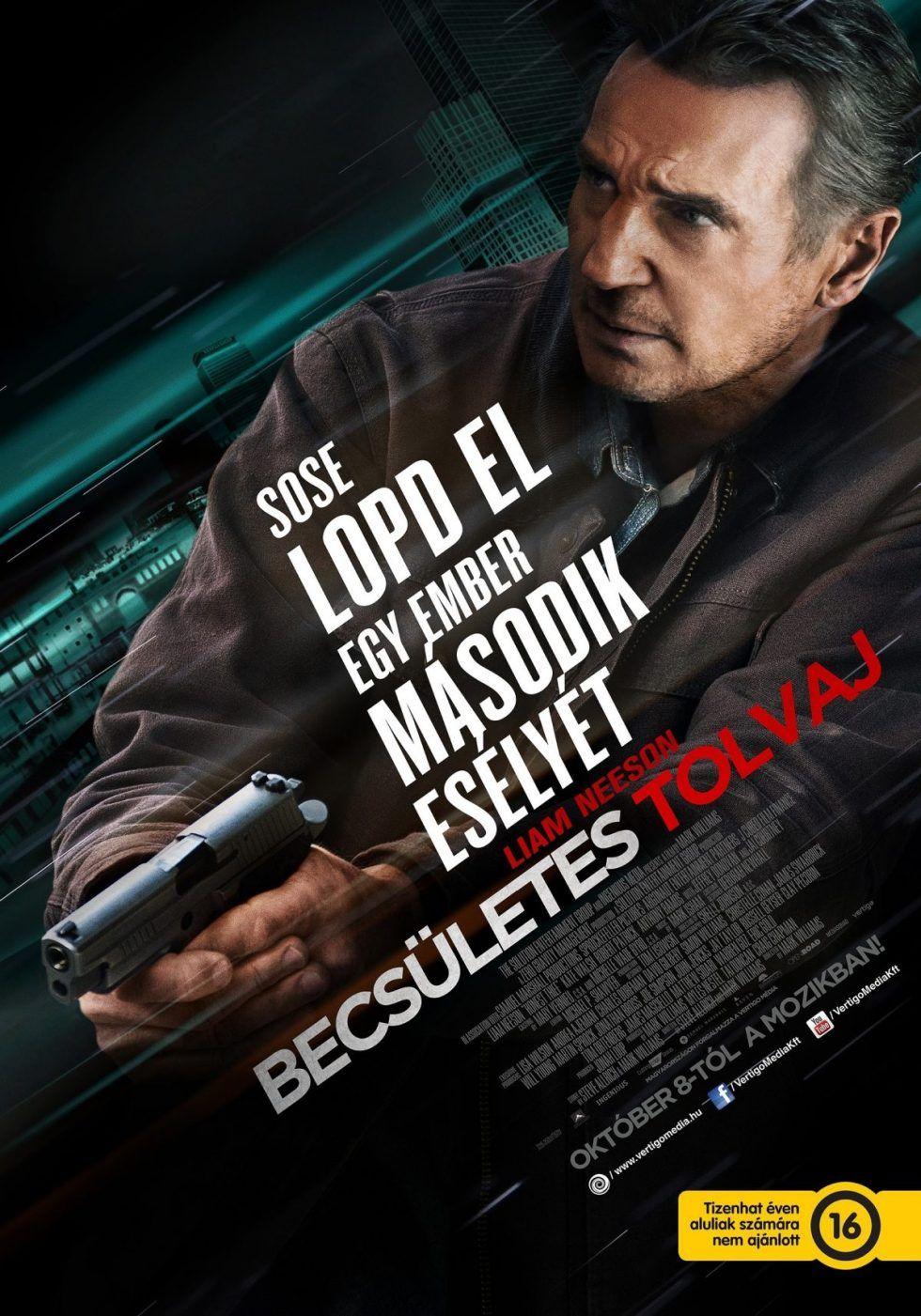 Becsuletes Tolvaj Honest Thief 2020 Mozi Film Online Magazin Mozinezo Liam Neeson Thief Free Movies Online
