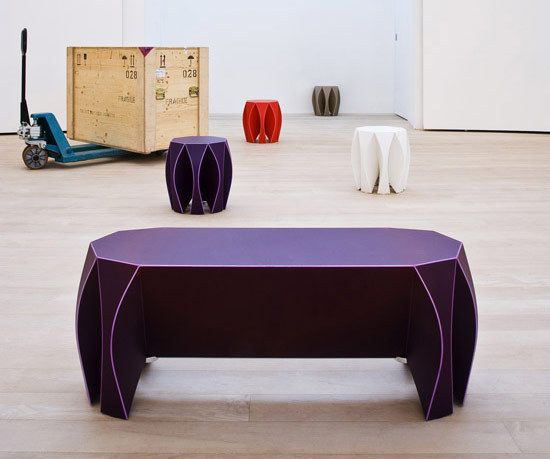 Benches | Seating | NOOK bench | VIAL | Patrick Frey. Check it out on Architonic