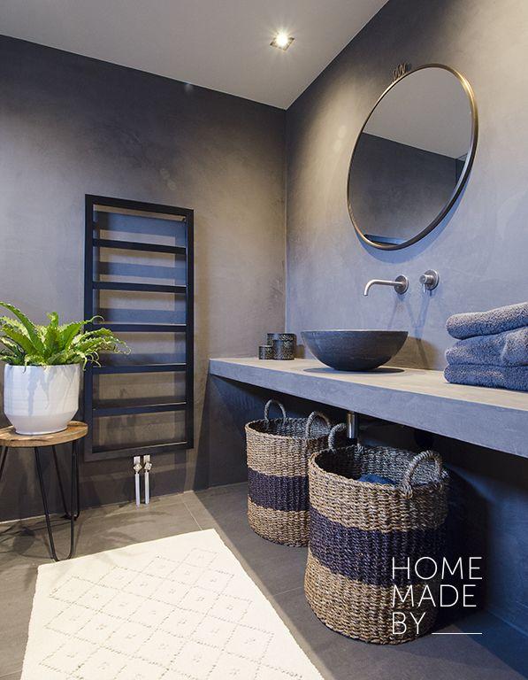 BINNENKIJKER   VERF  INTERIEUR TRENDS   TIJDLOOS   SFEERVOL livingroom interiordesign wooninspiratie interiorinterieur is part of Bathroom -