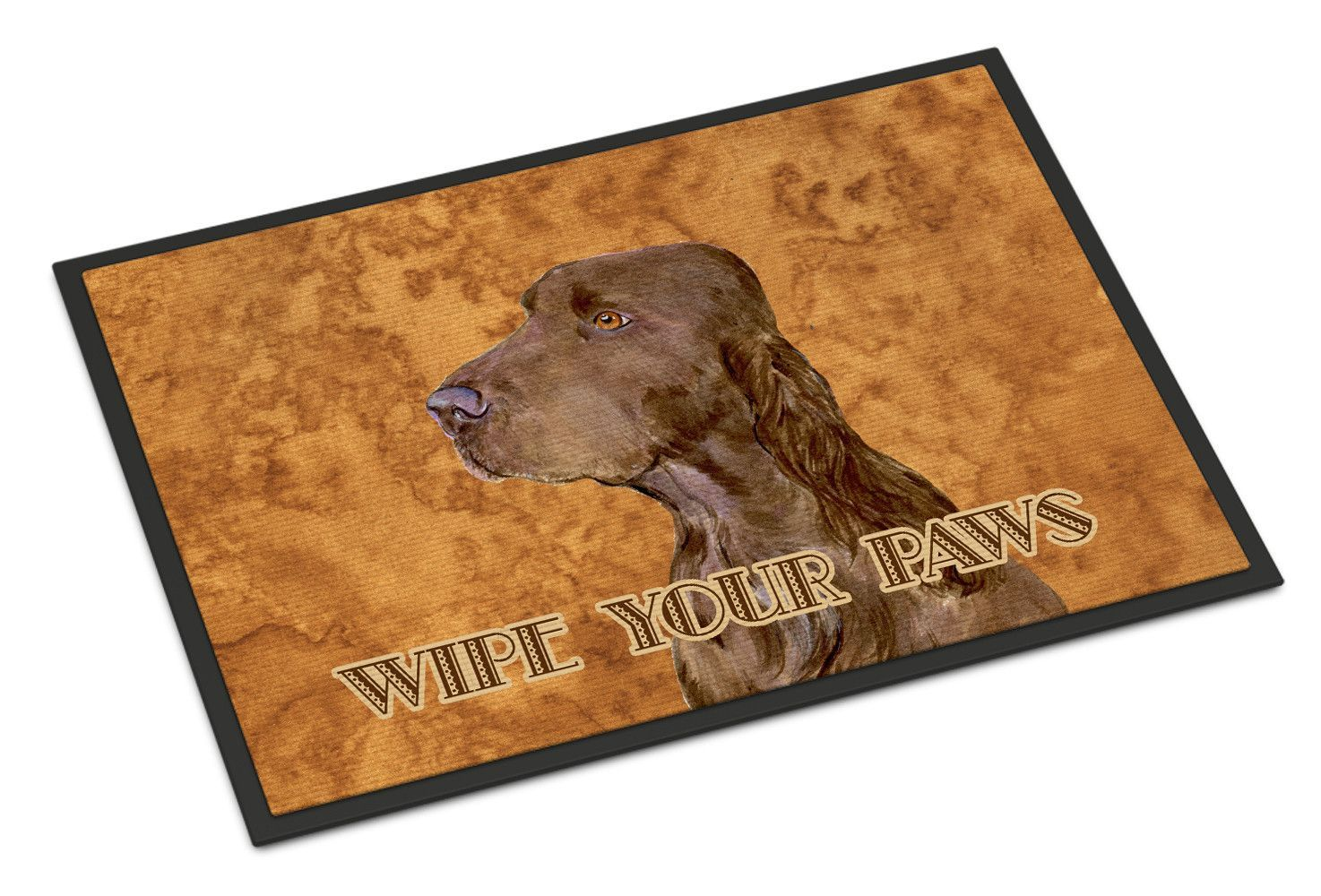 Field Spaniel Wipe your Paws Indoor or Outdoor Mat 24x36 SS4879JMAT