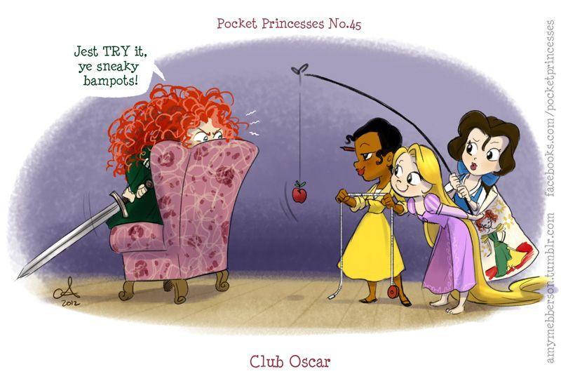 Pocket Princesses 45 #pocketprincesses disney pocket princesses comics | Pocket Princesses 45 - Disney Princess Photo (33279027) - Fanpop ... #pocketprincesses
