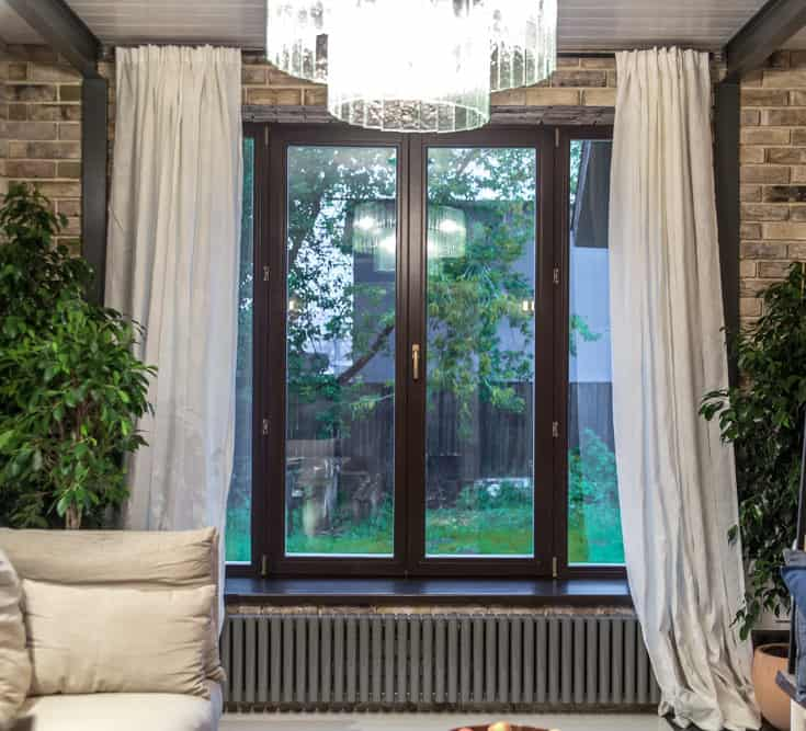 Gl Advanced Windows Can Customize The Level Of Soundproof Insulation Based On The Environment And Level O In 2020 Soundproof Windows European Doors Folding Patio Doors