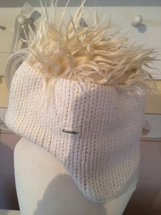 Mein Eisbär Mädchen Teenager Mütze Gr.55-61 cm von Eisbär! Größe Uni für 13,00 €. Schau´s dir an: http://www.mamikreisel.de/kleidung-fur-madchen/warme-mutzen-and-wintermutzen/24308109-eisbar-madchen-teenager-mutze-gr55-61-cm.