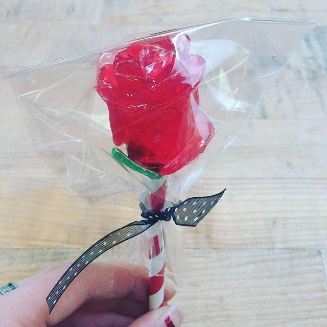 Jolly rancher flower lollipops recipe