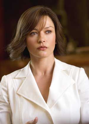 corte catherine zetajones cortes de pelo y color pinterest catherine zeta jones corte de pelo y color