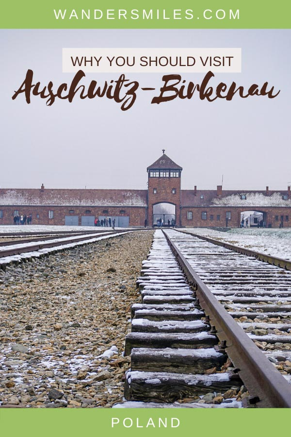 Guide on how to visit Auschwitz-Birkenau concentration camp from Krakow | Must-do day trips from Krakow | Auschwitz-Birkenau tour | UNESCO site in Poland | Krakow city break | Tours from Krakow | Discover Poland | #wandersmiles #auschwitz #krakowcitybreak #visitpoland