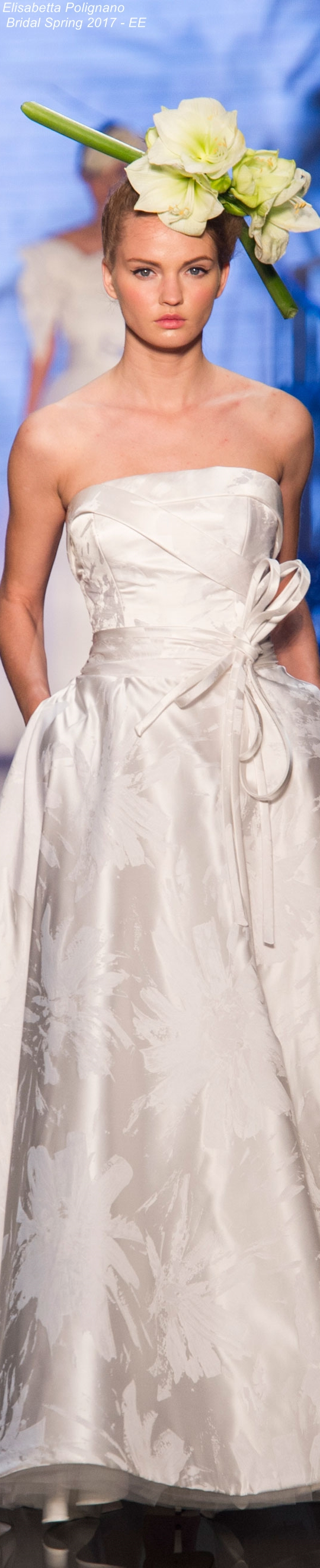 Elisabetta Polignano Bridal Spring 2017 - E | Fashion - Bridal 2017 ...
