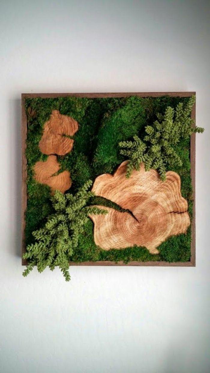 ▷ 1001+ Ideen für Deko mit Moos zum Erstaunen und Bewundern #woodengardenplanters