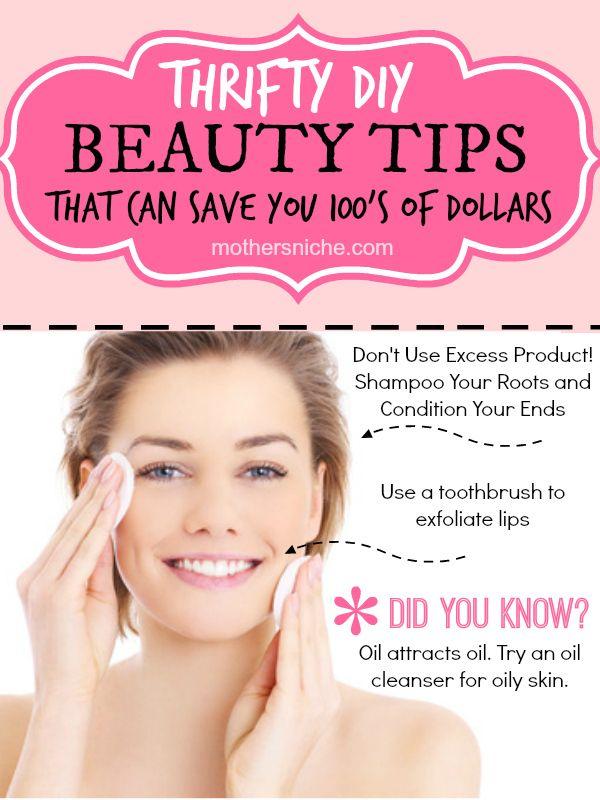 DIY Beauty Tips. So many fabulous ideas | Thrifty Thursday ...