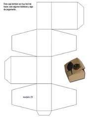Resultado de imagen para como hacer bolsas de papel corrugado