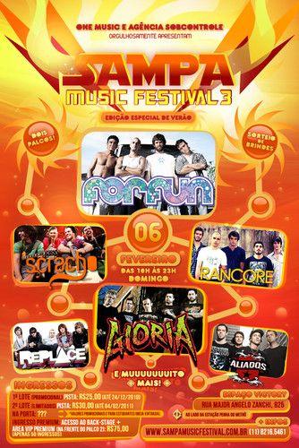 SAMPA MUSIC FESTIVAL 3