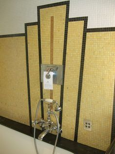 Bathroom Tile Ideas Art Deco ideas para el hogar on pinterest | art deco bathroom, tile and art