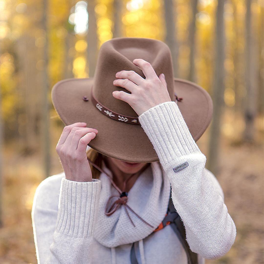 Wool Felt /& Leather Western Heart