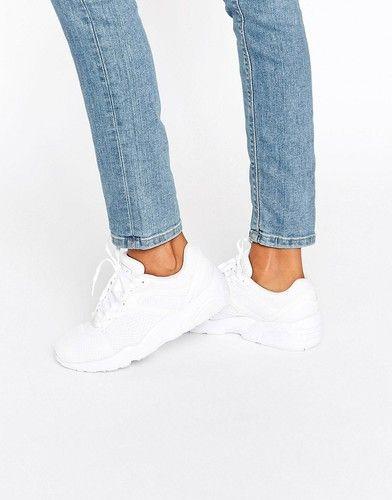 weiße sneaker puma