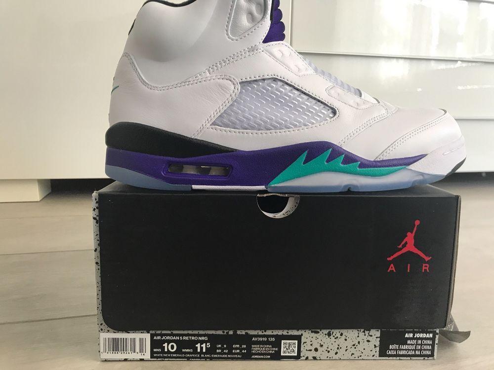 df0cebdd48741f Nike Air Jordan v grape Fresh prince size 11  fashion  clothing  shoes   accessories  mensshoes  athleticshoes  ad (ebay link)