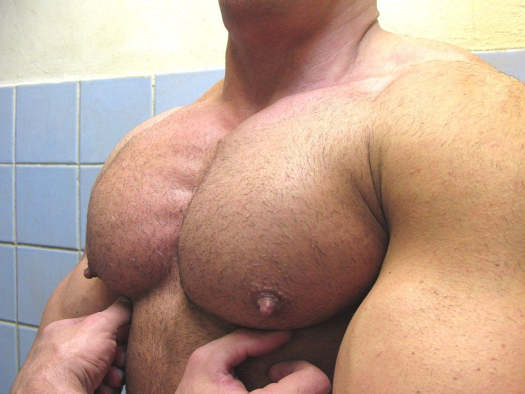 Do Girls Like Big Chest On Men, Man Boobs Or Just A Normal Guy