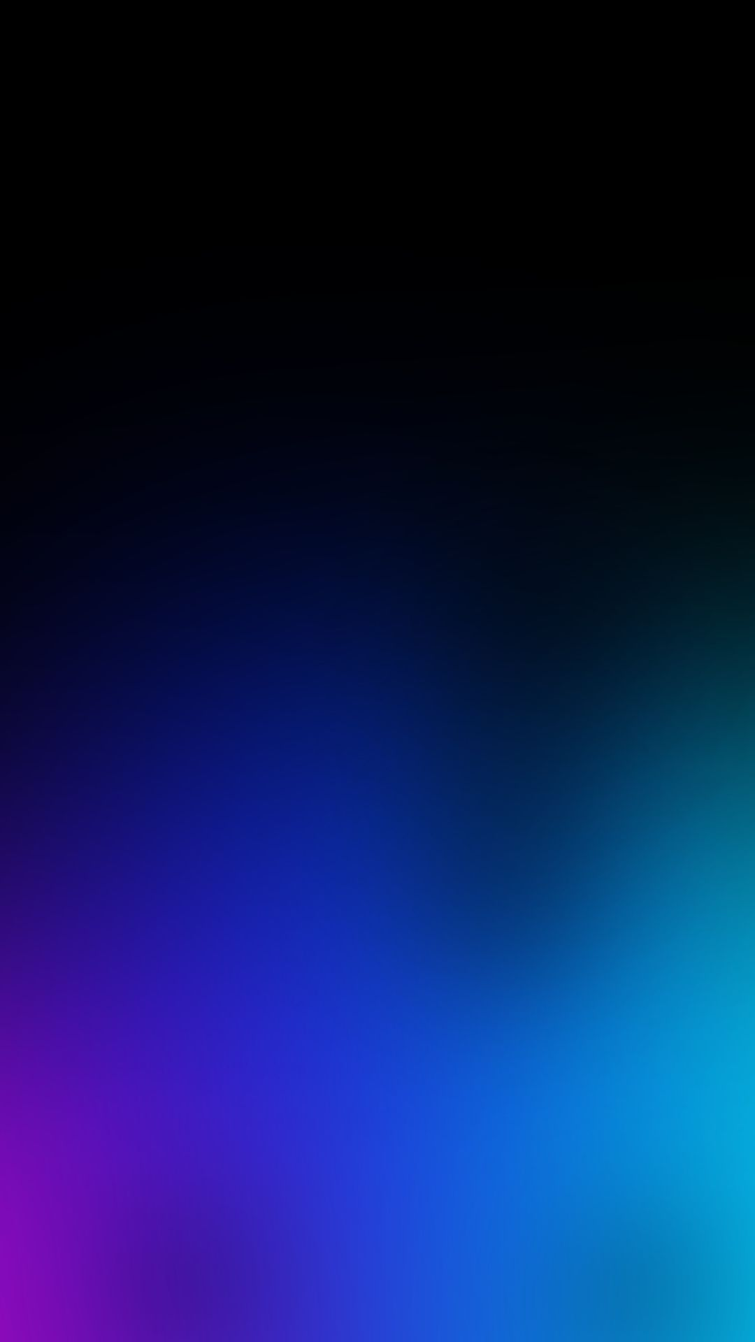 Dark Blue Gradient iPhone Wallpaper Dark wallpaper