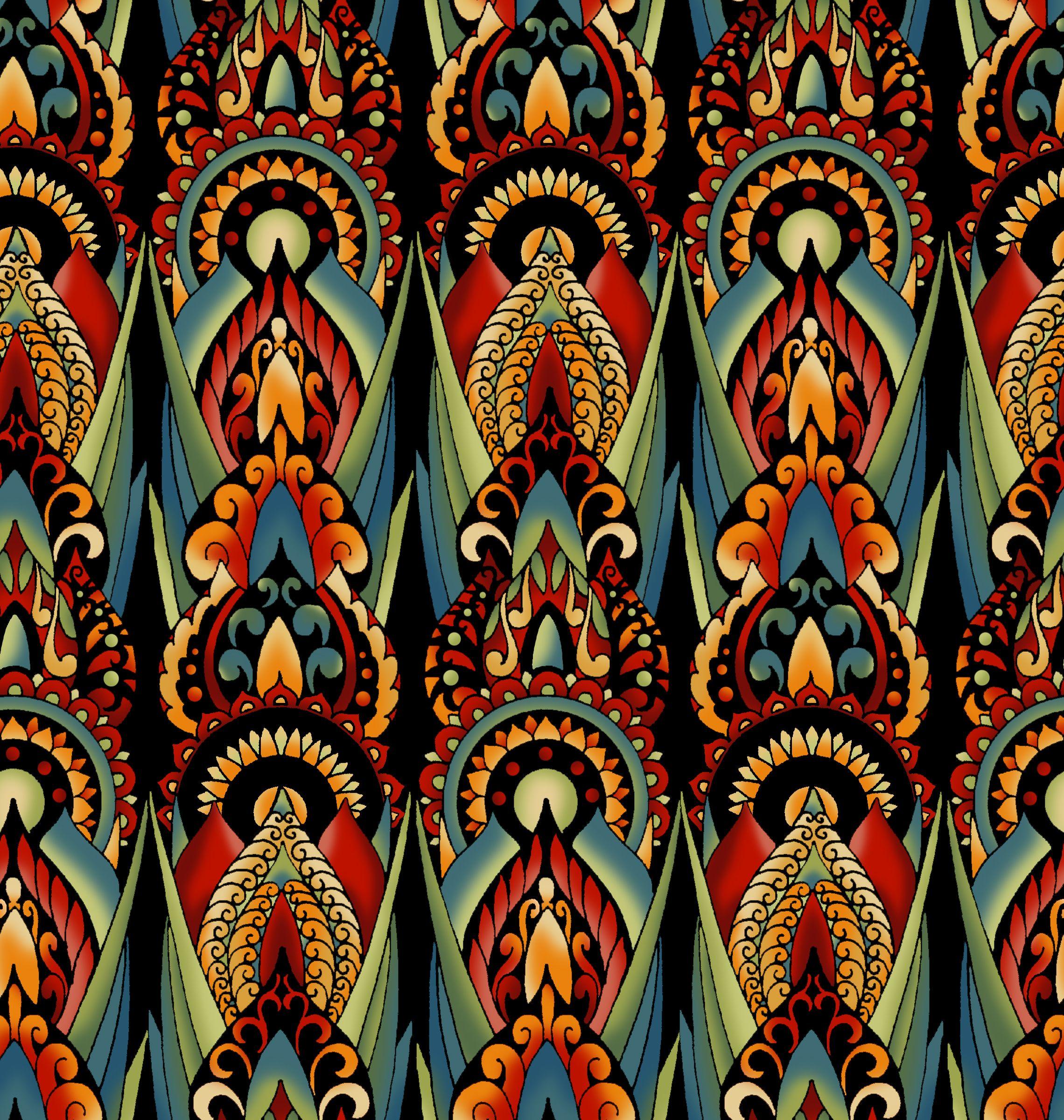 Art deco fall inspiring md design pinterest art for Art deco fabric