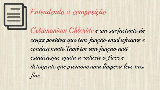 Feirinha Chic : Entendendo a composição dos produtos de cabelo - C...