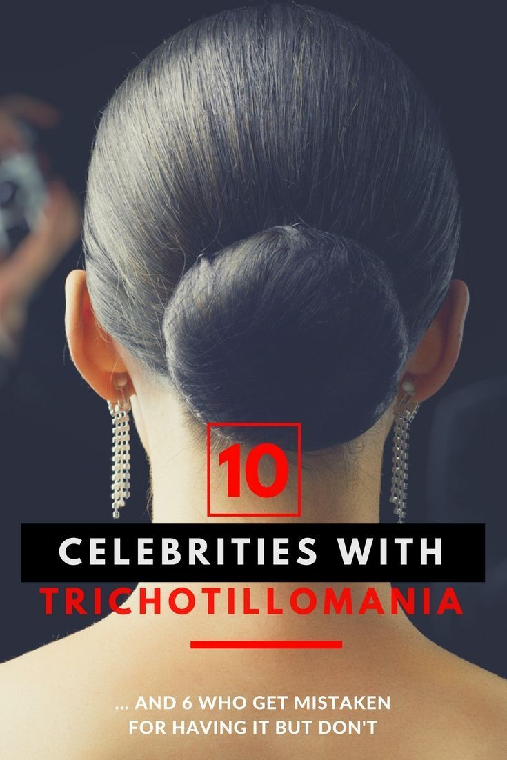 how to stop trichotillomania in toddlers