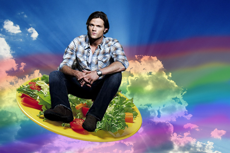 Samsalad supernatural funny theres something wrong with this supernatural funny theres something wrong with this fandom voltagebd Gallery