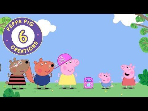 Peppa Pig Creation 06 - Nursery Rhymes Old MacDonald / Twinkle