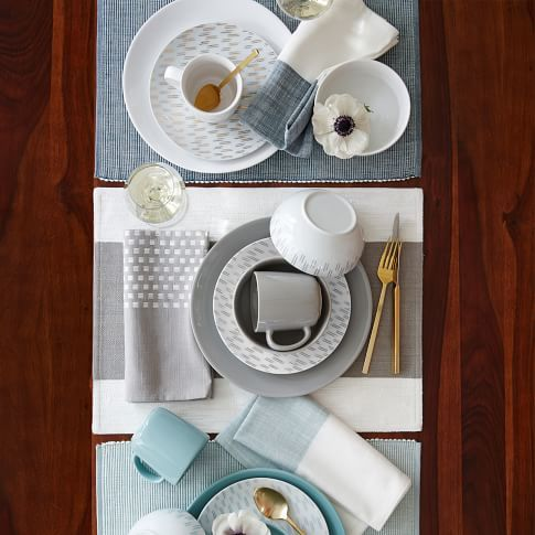 Modern Dinnerware Sets Dinner Plates and Bowl | west elm & Modern Dinnerware Sets Dinner Plates and Bowl | west elm | Euro Apt ...