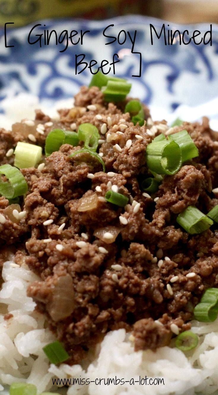 recipe: ginger ground beef [35]