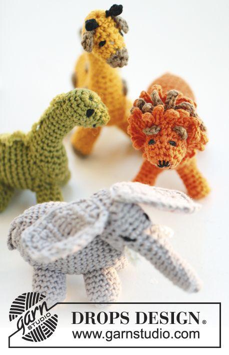Modelo gratuito de croché | Amigurumi | Pinterest | Ganchillo ...