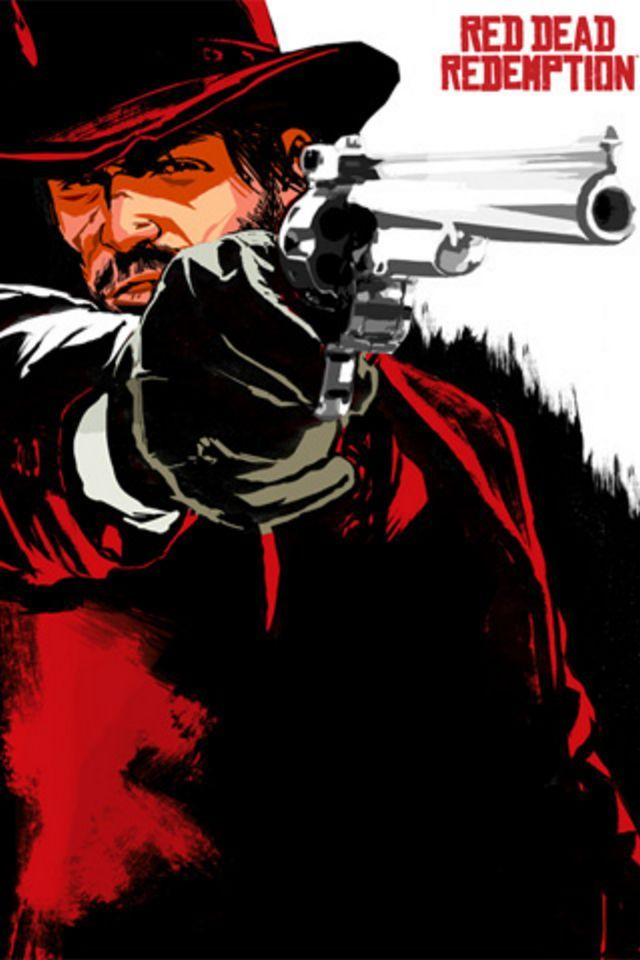 Red Dead Redemption Iphone 6 Wallpaper Id 3663 Red Dead