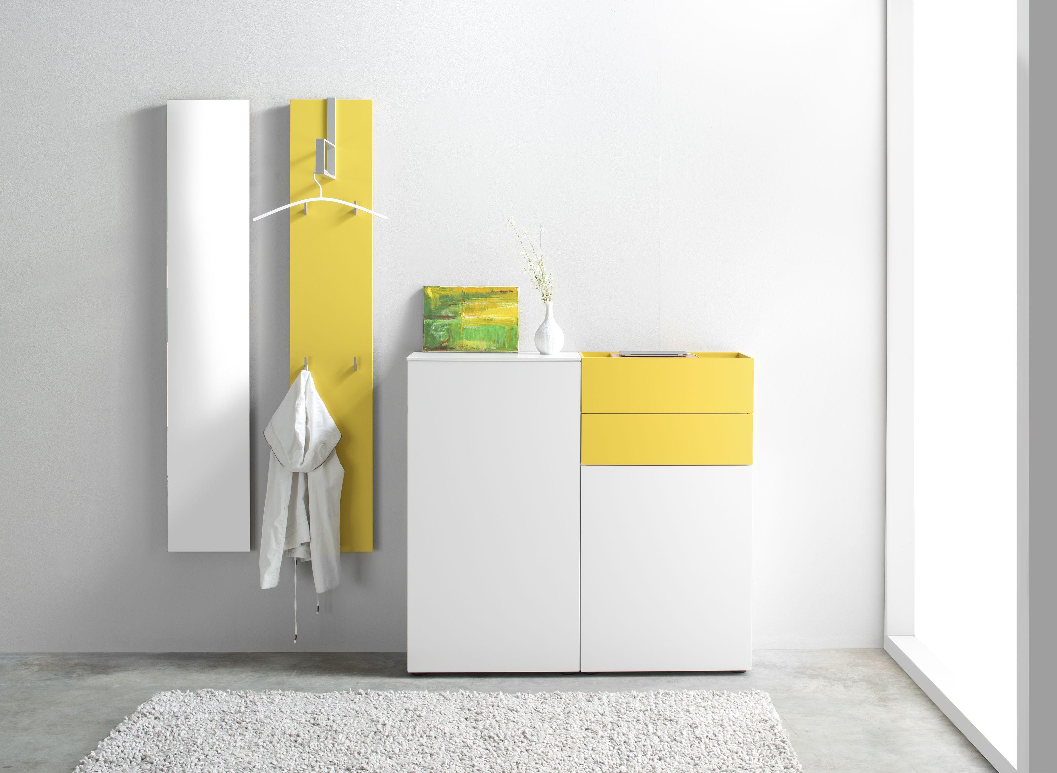 Faszinierend Diele Modern Beste Wahl Ted Garderobe   Moderne Garderobe Im Baukastensystem