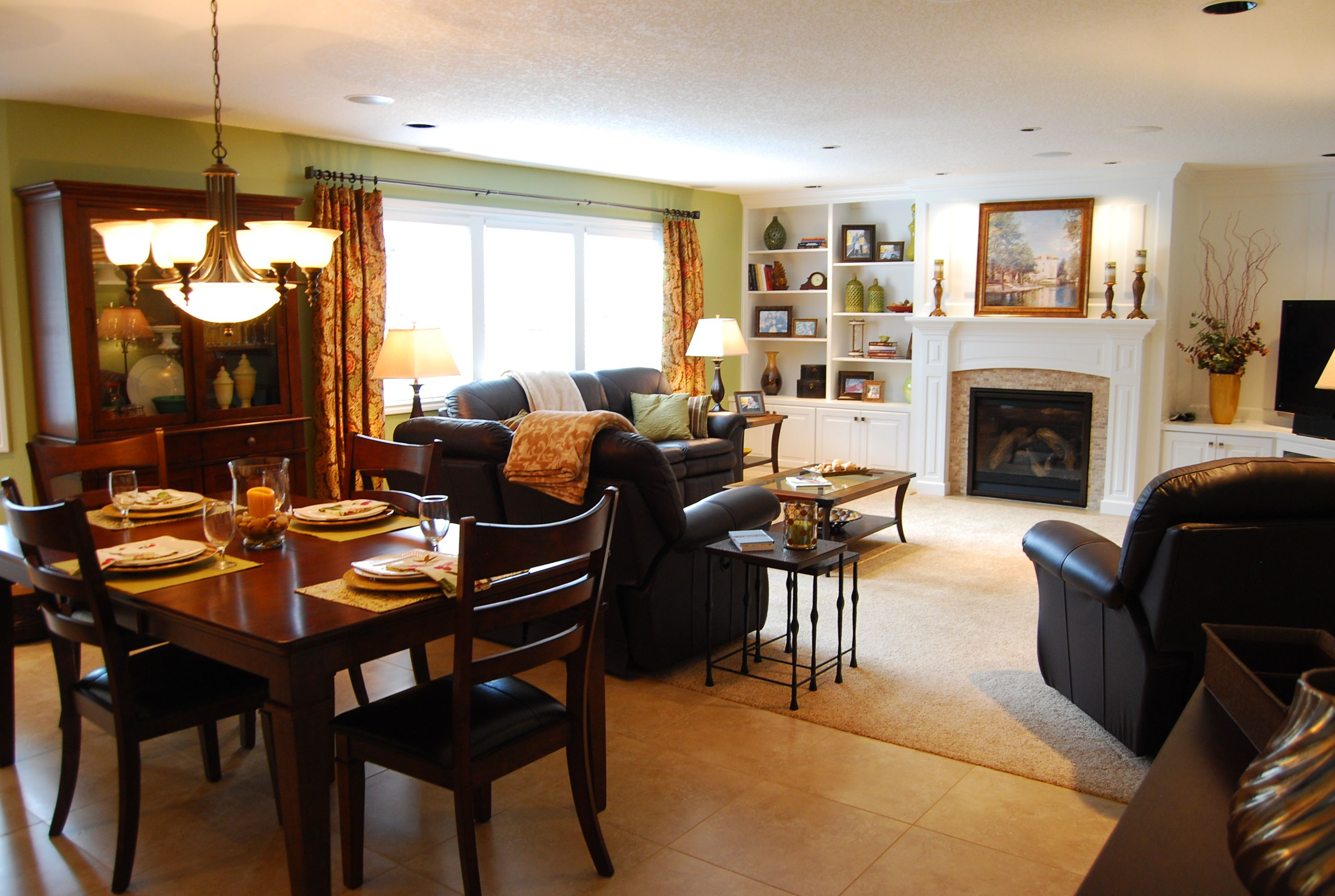 Small family room designs